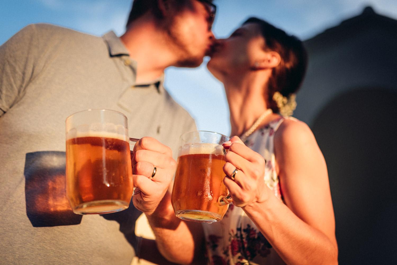 pusa a pivo