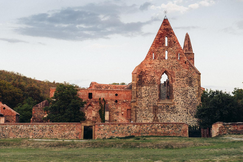 kláštor Dolní Kounice