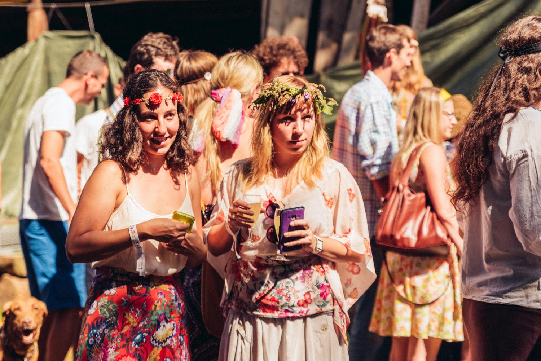 hippie dámy