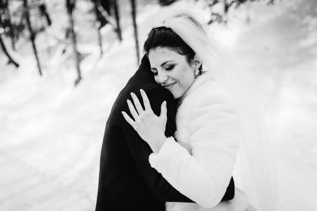 láska v zime