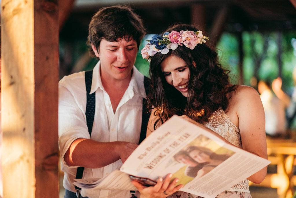 svadobné noviny